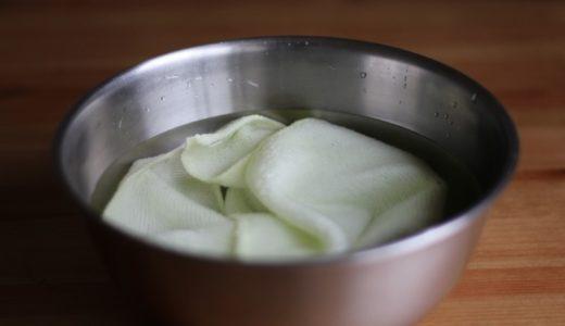 台所用漂白剤の臭い消し。キッチンブリーチの臭い残りを防ぐには?