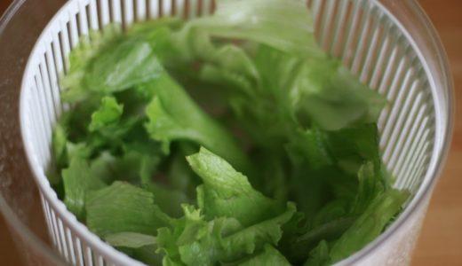 野菜の水切り器をおすすめする理由。小さな一手間の大きな違い。
