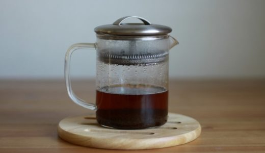 アイスティーが濁る理由。紅茶や緑茶のタンニンが原因。