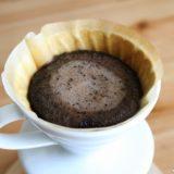 ドリップコーヒーが膨らまない? 焙煎後の時間経過や保存方法。