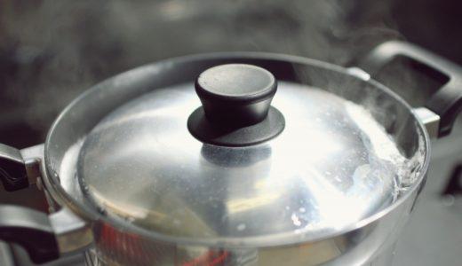 お米1合の水加減は? 鍋の種類や大きさで変化する理由。