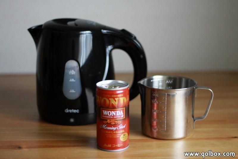 コーヒー 温め 缶