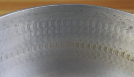 雪平鍋の黒ずみ。アルミが変色してしまう理由と除去方法。