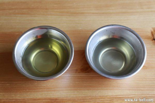 出汁の取り方(引き方)。基本となる鰹節と昆布のだし汁。