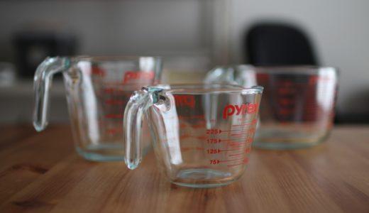 おすすめの計量カップは? ステンレスやプラスチックの特徴。