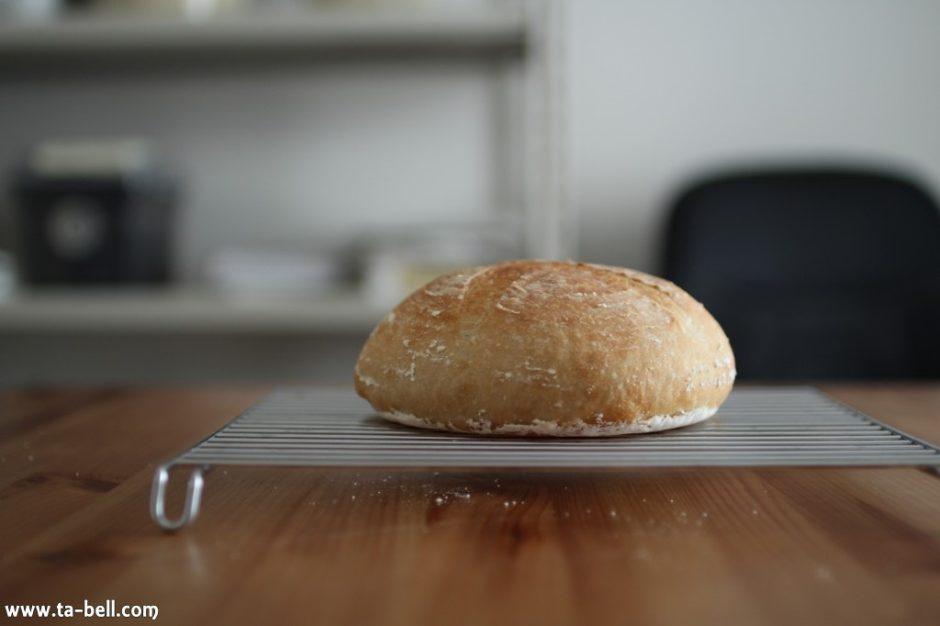 パン作りの全粒粉