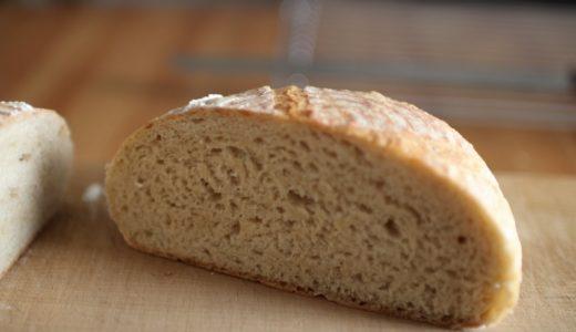 ライ麦を使ったパン作りの特徴。しっとりした重量感?
