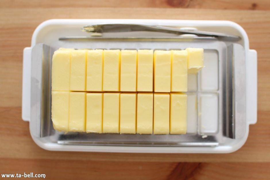 パン作りのバターは有塩か無塩か?
