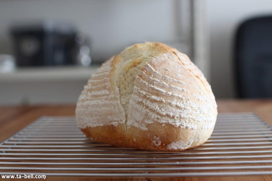 パン作りのオーブン温度